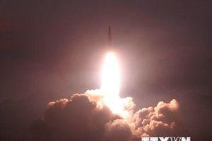 Triều Tiên thông báo đã thử nghiệm một loại vũ khí mới vào ngày 10/8