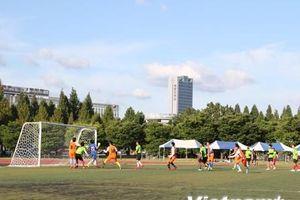 800 sinh viên Việt Nam tại Hàn Quốc tham gia đại hội thể thao SFVSAK12