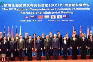 Sẽ nỗ lực để ký kết Hiệp định RCEP trong năm 2020