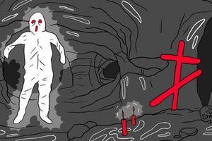Sốc 'tam giác quỷ' ở Nga khiến con người một đi không trở lại