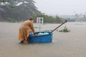 'Đảo ngọc' Phú Quốc chìm trong biển nước, thiệt hại hơn 100 tỷ đồng