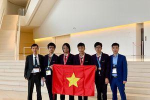 Olympic Tin học quốc tế 2019: Đội tuyển Việt Nam đạt Huy chương 100%