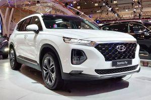 10 mẫu xe bán chạy nhất tháng 7/2019: SUV Hyundai Santa Fe góp mặt