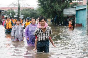Phú Quốc 'vật lộn' với ngập lụt: Thiệt hại hơn 100 tỷ đồng