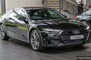 Audi A7 Sportback ra mắt tại Malaysia