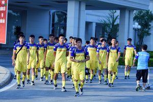 HLV Park Hang Seo triệu tập 19 cầu thủ U22 Việt Nam lên tuyển
