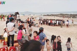 Bình Thuận cảnh báo du khách không tắm biển sau vụ đuối nước tập thể