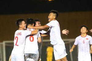 Trực tiếp U18 Việt Nam vs U18 Singapore bảng B U18 Đông Nam Á