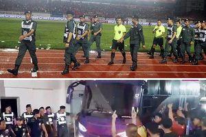 Thai-League tái hiện 'vết nhơ V-League'