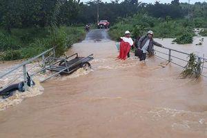 Tây Nguyên: Tập trung khắc phục hậu quả sau mưa lũ