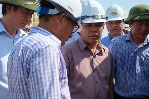 Bộ trưởng Bộ GTVT: Sửa chữa toàn diện mặt cầu Thăng Long