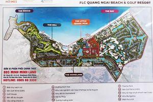 Rao bán đất dự án đô thị FLC Quảng Ngãi tràn lan tại Đà Nẵng
