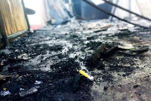 9X khai đốt chết mẹ vì 'trong phòng có ma'