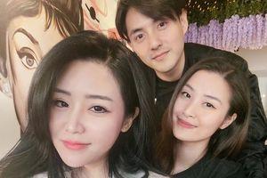 Đông Nhi chụp ảnh thân thiết cùng em gái Ông Cao Thắng