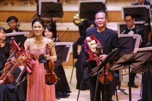 Cuộc thi âm nhạc quốc tế Violon và Hòa tấu thính phòng Việt Nam 2019: Để lại nhiều kinh nghiệm quý