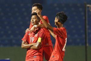 U18 Indonesia và Myanmar sớm ghi tên vào bán kết