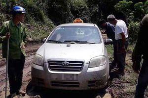 Bắt 3 đối tượng người nước ngoài nghi giết tài xế cướp taxi