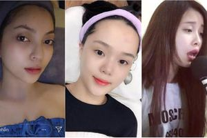Để mặt mộc, hội bạn gái cầu thủ Việt khiến dân tình 'hết hồn' vì khác lạ