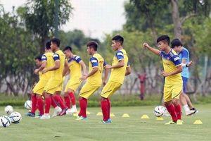 HLV Park Hang Seo công bố danh sách tập trung ngắn hạn của đội U22 Việt Nam