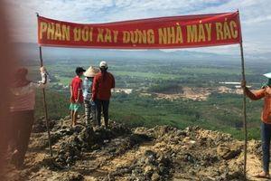 Lò đốt rác cùng lúc bị cả Quảng Nam và Đà Nẵng phản đối