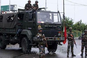 Ấn Độ nới lỏng hạn chế ở khu vực Kashmir