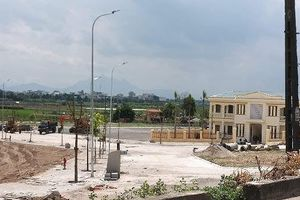 Những khuất tất trong việc triển khai Dự án hạ tầng khu đấu giá QSDĐ làng nghề Đan Phượng