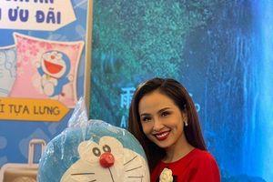 Sao Việt ngày 11/8: Hoa hậu Diễm Hương đặt mục tiêu mỗi tháng kiếm 500 triệu