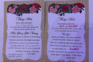 Đề nghị Sóc Trăng báo cáo vụ Trưởng đoàn ĐBQH làm đám cưới rình rang cho con