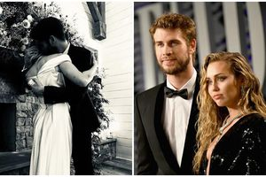 Những khoảnh khắc 'ngọt như kẹo' của Miley và Liam trước khi đường ai nấy đi