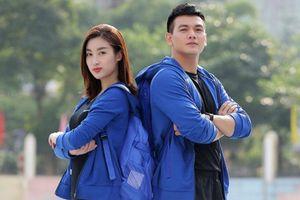 Hoa hậu Mỹ Linh bị chỉ trích tham gia cuộc đua kỳ thú như đi du lịch, bạn đồng hành điển trai nói gì?