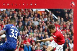 MU 4-0 Chelsea: Quỷ đỏ gầm vang