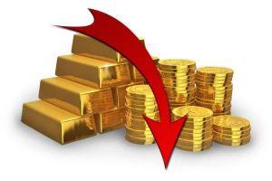 Vàng giảm giá ngay đầu tuần sau khi tăng gần 2 triệu đồng/lượng