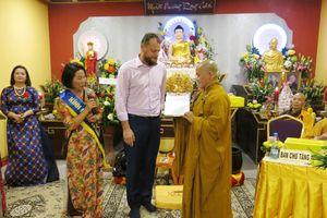 Trung tâm văn hóa Phật giáo cấp tỉnh đầu tiên của người Việt tại CH Séc