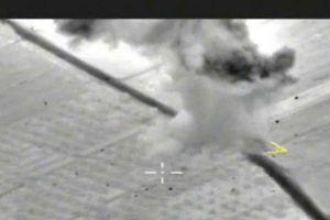 Chiến sự Syria: Liều lĩnh tấn công căn cứ Nga, máy bay không người lái của khủng bố bị tiêu diệt gọn