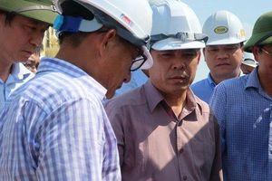 Lời hứa của Bộ trưởng Nguyễn Văn Thể khi đi kiểm tra cầu Thăng Long