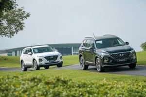 Top 10 ô tô bán chạy nhất Việt Nam tháng 7, xuất hiện Hyundai SantaFe