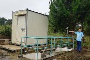 Gia Lai: Thúc đẩy nhanh việc lắp đặt hệ thống quan trắc nước thải tự động
