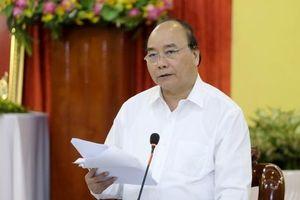 Thủ tướng phân công hoàn chỉnh một số dự án Luật