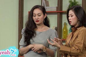 Vừa được cầu hôn, Liêu Hà Trinh học hỏi kinh nghiệm sinh con trai từ ca sĩ Thiên Vương