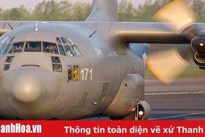 Pakistan đưa 3 máy bay vận tải quân sự C-130 tới biên giới với Ấn Độ