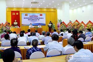 Hội hữu nghị Việt Nam - Tây Ban Nha tỉnh Nghệ An: Nỗ lực thực hiện 5 trọng tâm thời gian tới