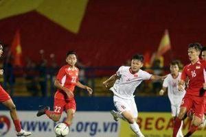 Việt Nam thắng đậm Singapore ở giải U18 Đông Nam Á
