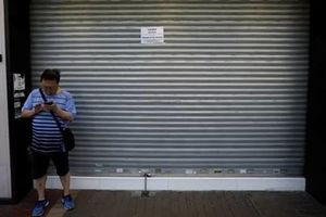 Kinh tế Hong Kong ảm đạm vì biểu tình