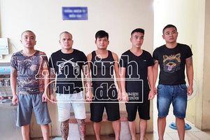 Toàn cảnh vụ Quang Rambo và đàn em bị bắt về hành vi cưỡng đoạt tài sản
