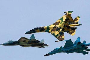 Thổ Nhĩ Kỳ đánh giá đề xuất mua Su-35 của Nga thay F-35