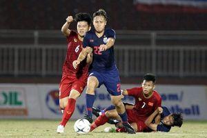 Số phận của U-18 Việt Nam do U-18 Thái Lan quyết định