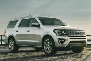 Ford Expedition bản 'cao bồi' quay trở lại, giá từ 74.290 USD