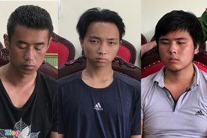 Lời khai nhóm nghi phạm giết tài xế taxi ném xác xuống sông