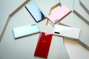 Galaxy Note10 thay đổi thiết kế để chinh phục những 'bóng hồng'?