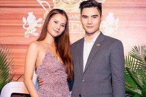 Người mẫu Hương Ly nói gì về hình ảnh khóa môi quán quân Quang Hùng
